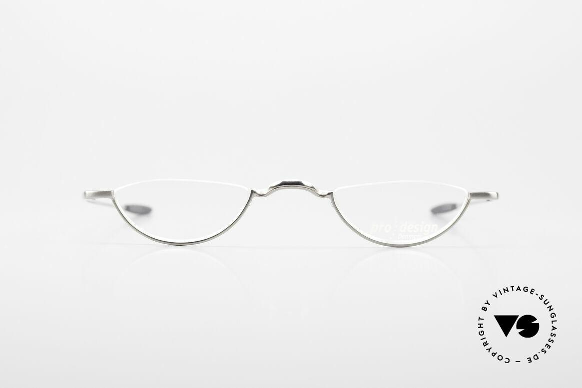 ProDesign 8002 90's Reading Eyeglasses Liberty, Pro Design Optic Studio Denmark reading glasses, Made for Men and Women