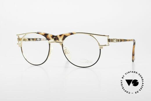 Cazal 244 Iconic 90's Vintage Eyeglasses Details