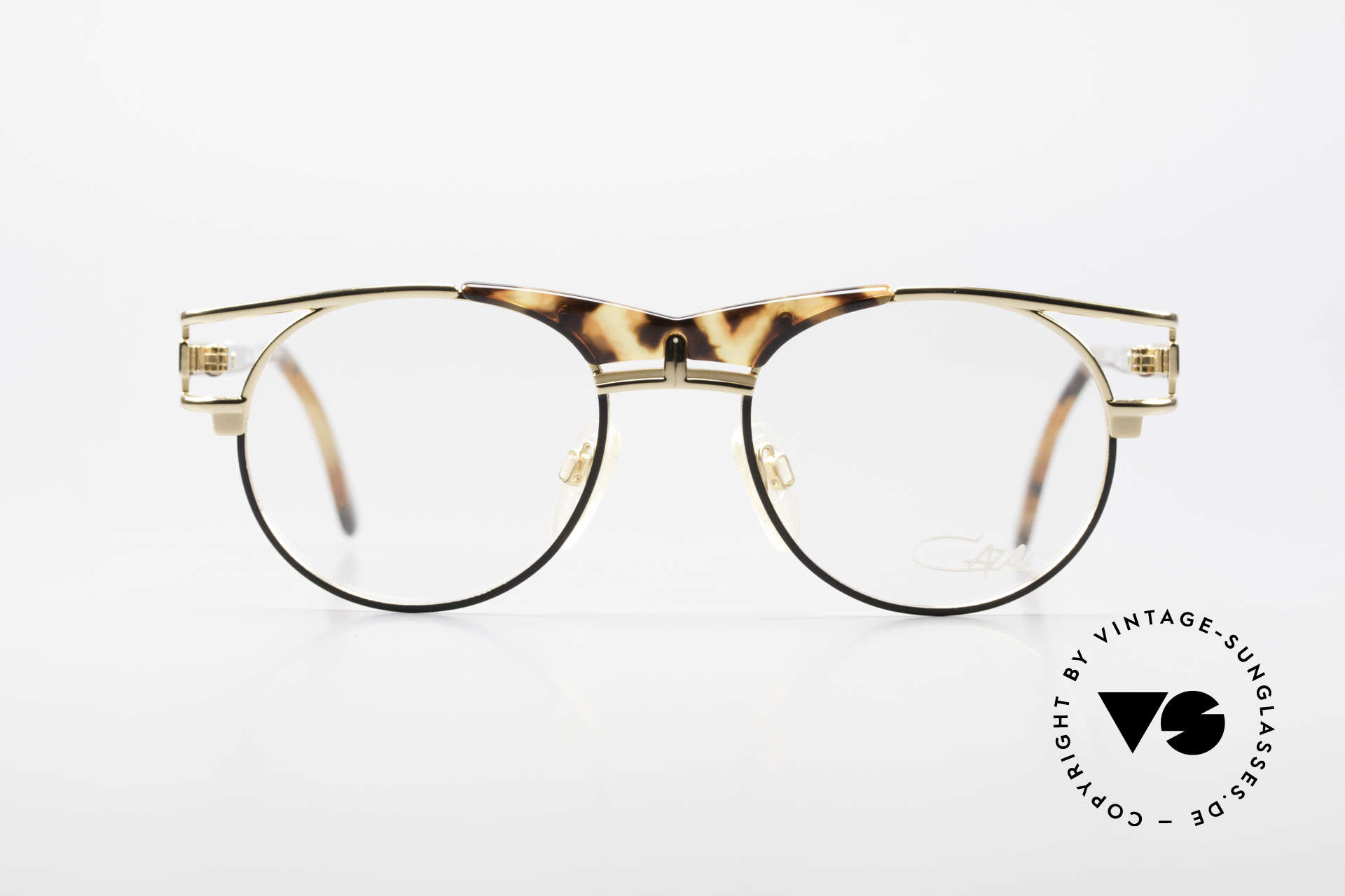 Cazal 244 Iconic 90's Vintage Eyeglasses, 1st class craftsmanship & very pleasant to wear, Made for Men and Women