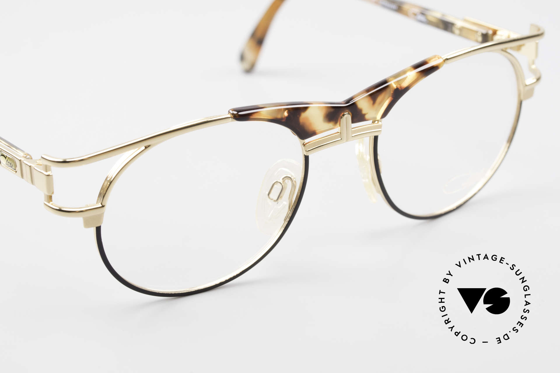 Cazal 244 Iconic 90's Vintage Eyeglasses, NO RETRO SPECS, but a 25 years old ORIGINAL!, Made for Men and Women