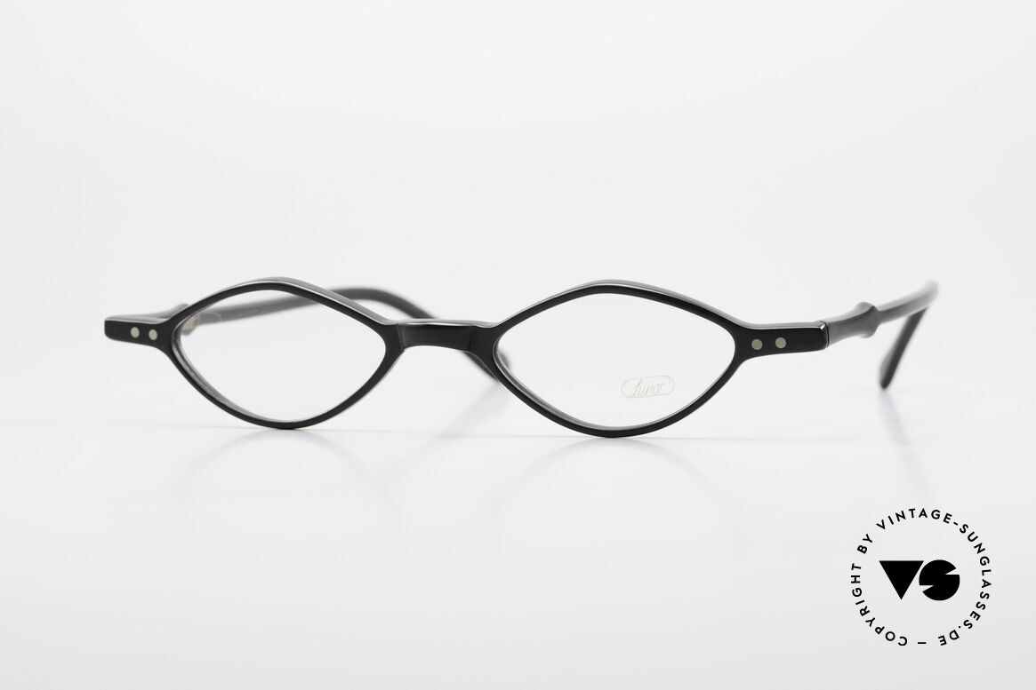 Lunor A44 Reading Glasses Acetate Frame, LUNOR glasses, model 44 from the Acetate collection, Made for Men and Women