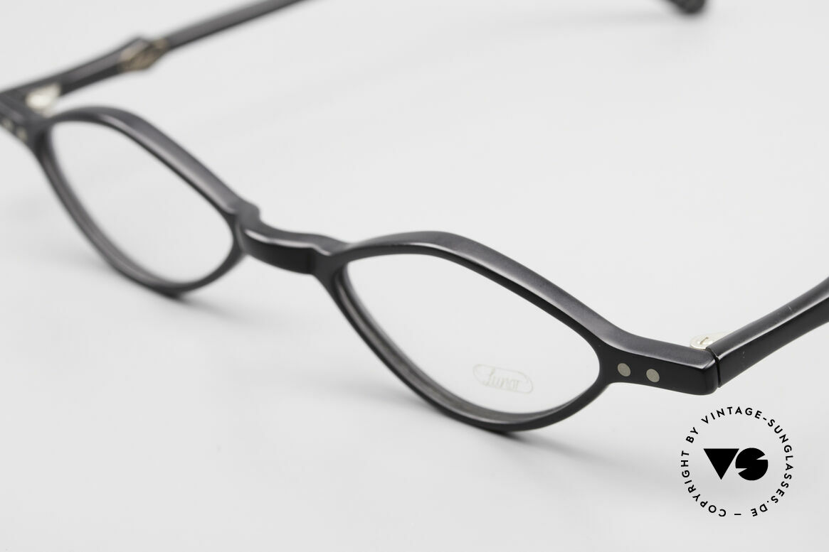 Lunor A44 Reading Glasses Acetate Frame, 100% made in Germany, hand-polished, a true CLASSIC, Made for Men and Women