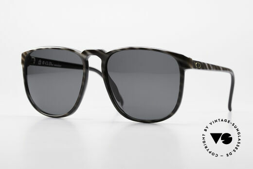 Christian Dior 2226 Monsieur 80's Optyl Shades Details