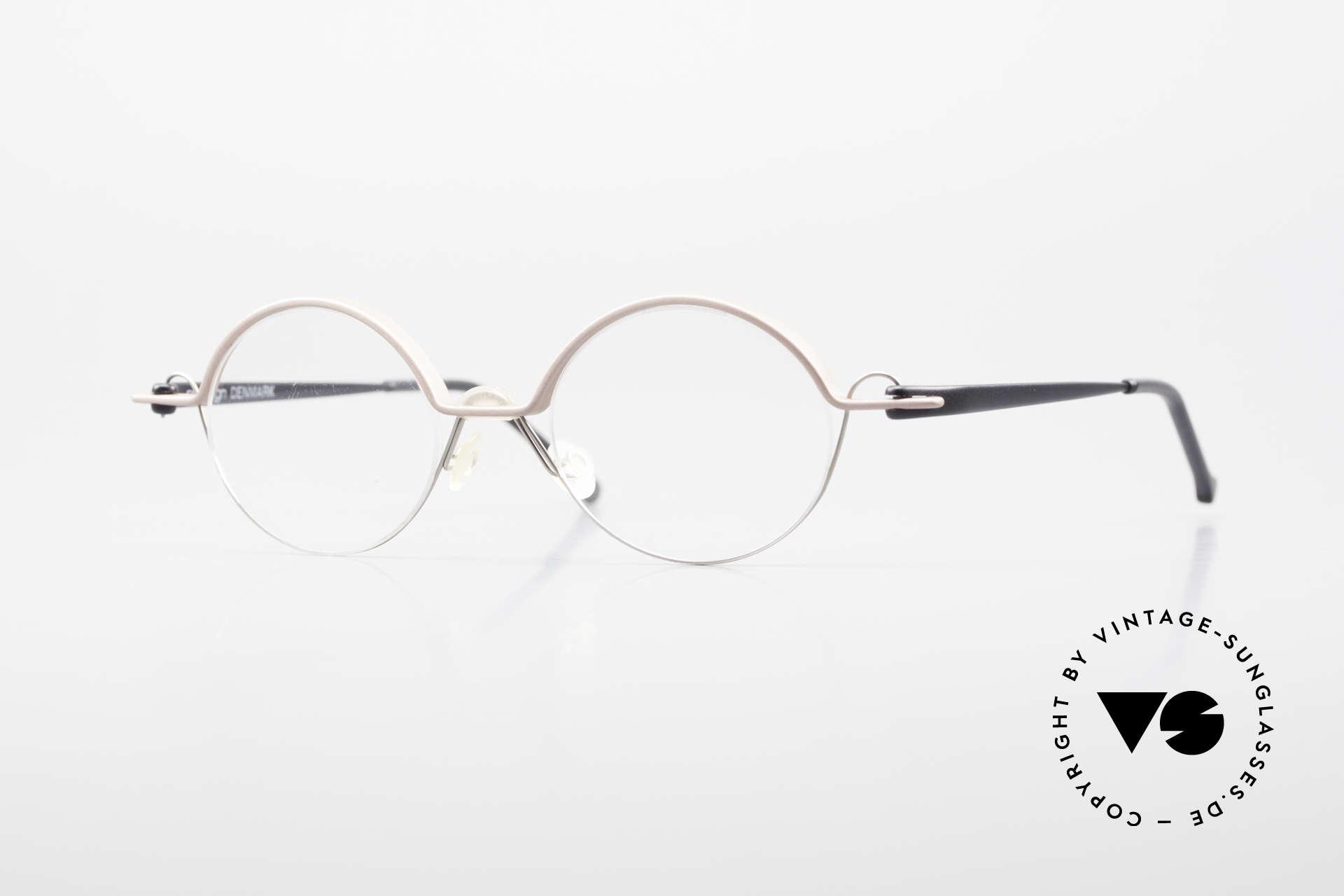 ProDesign No23 Gail Spence Design Frame 90's, Pro Design N°TwentyThree - Optic Studio Denmark, Made for Men and Women