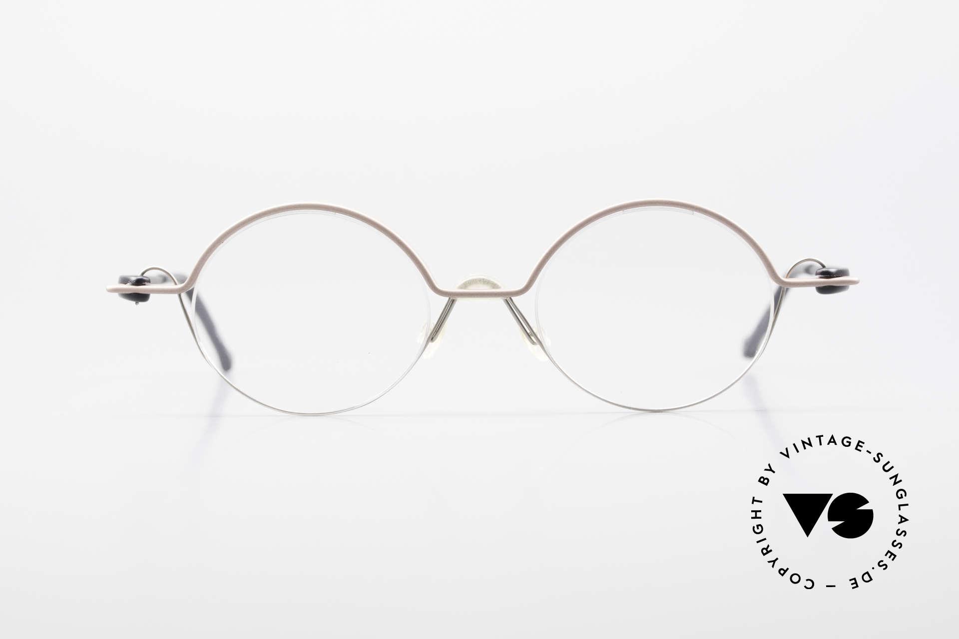 ProDesign No23 Gail Spence Design Frame 90's, true vintage aluminium frame - Gail Spence Design, Made for Men and Women