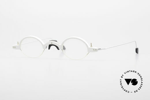 MDG Bauhaus 5001 Puristic Architect's Frame Oval Details