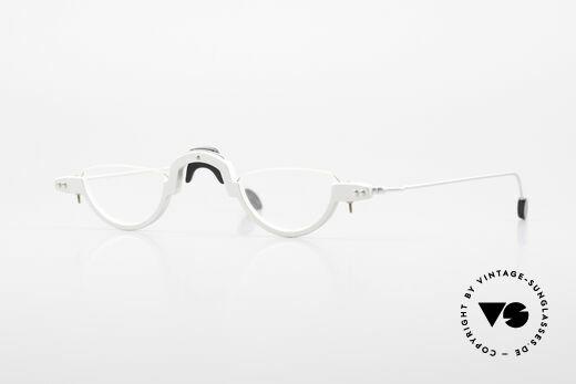 MDG Bauhaus 5005 Minimalist Architect's Frame Details