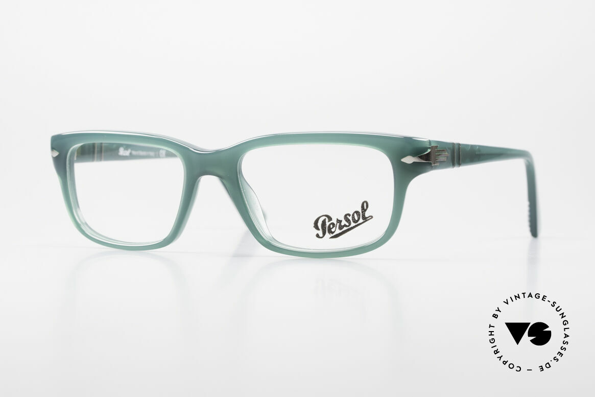 Persol 3073 Film Noir Edition Eyeglasses, classic timeless design and best craftsmanship, Made for Men
