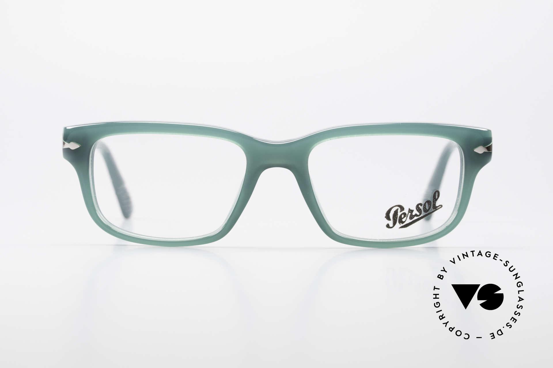 Persol 3073 Film Noir Edition Eyeglasses, Film Noir Edition: Persol arrow = Phoenix arrow, Made for Men