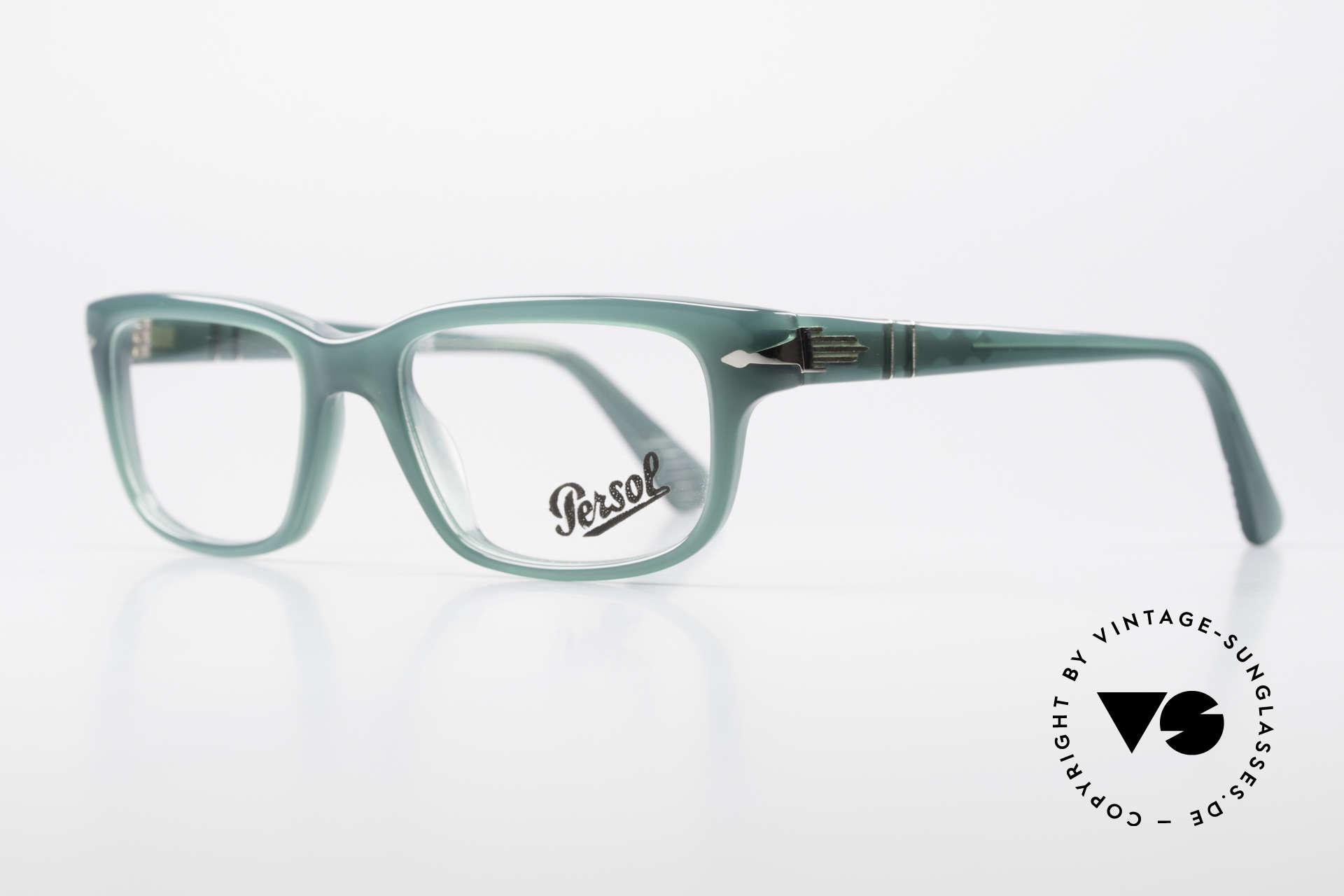 Persol 3073 Film Noir Edition Eyeglasses, unworn (like all our classic PERSOL eyeglasses), Made for Men