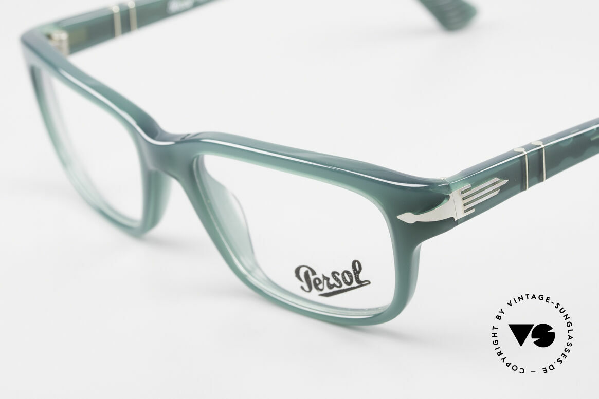 Persol 3073 Film Noir Edition Eyeglasses, reissue of the old vintage Persol RATTI models, Made for Men