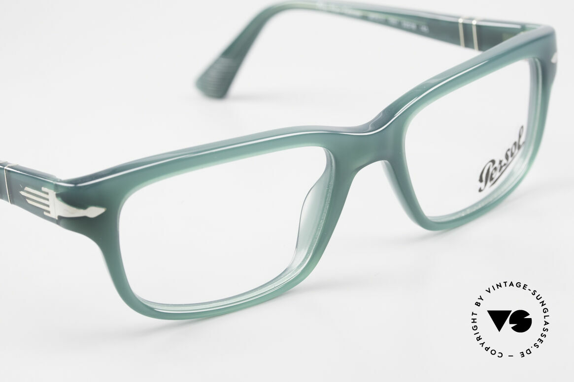 Persol 3073 Film Noir Edition Eyeglasses, demo lenses should be replaced with prescriptions, Made for Men