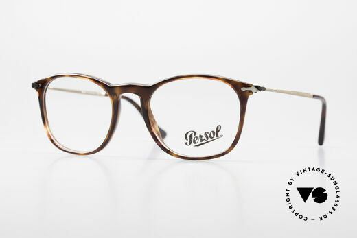 Persol 3124 Classic Timeless Unisex Frame Details