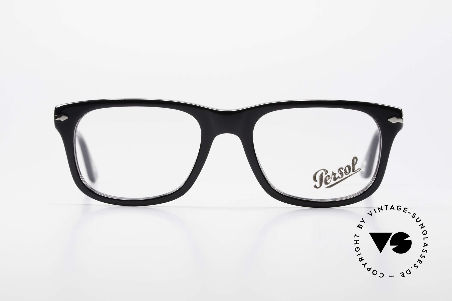 Persol 3029 Striking Persol Glasses Unisex, unworn (like all our classic PERSOL eyeglasses), Made for Men and Women