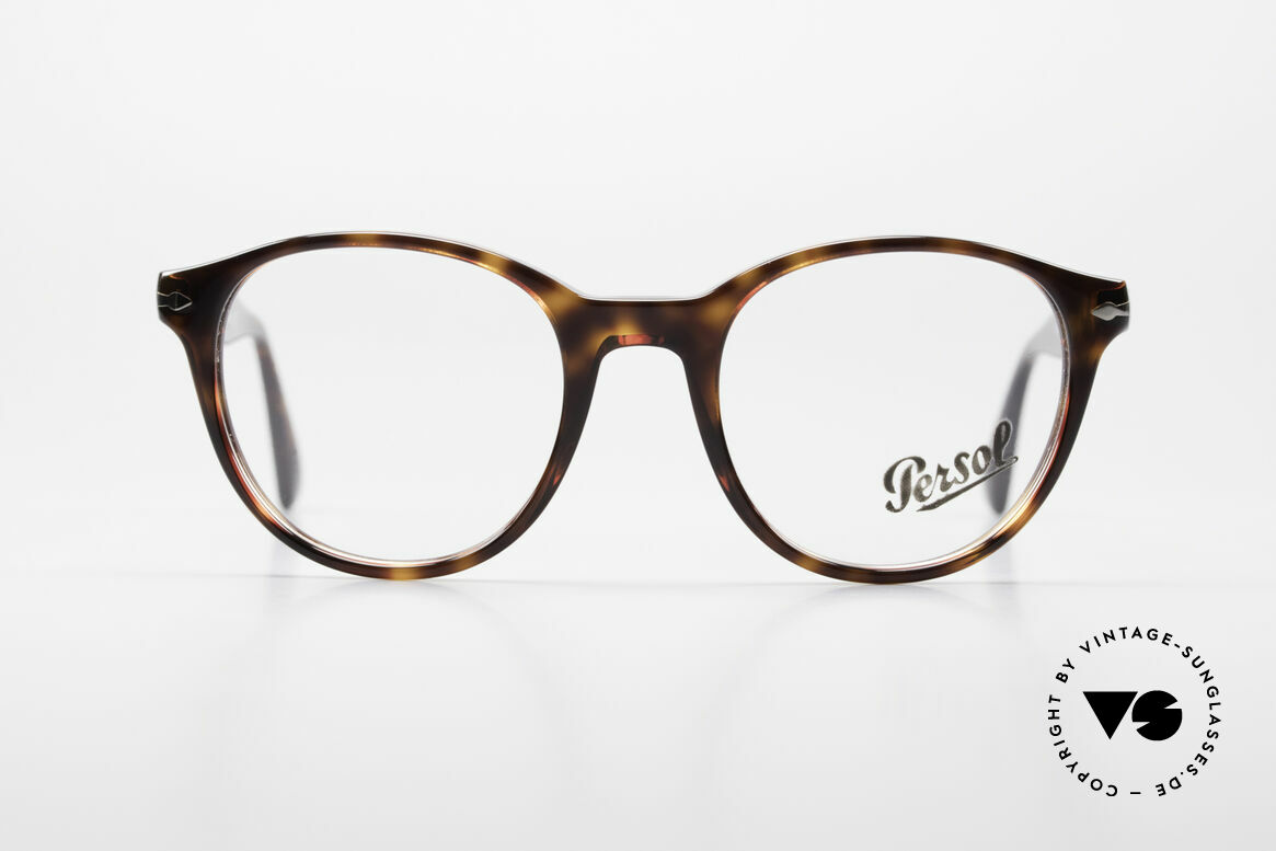 Persol 3153 Timeless Panto Unisex Frame, original name: 3153-V, col. 24, size 50-20, 145, Made for Men and Women
