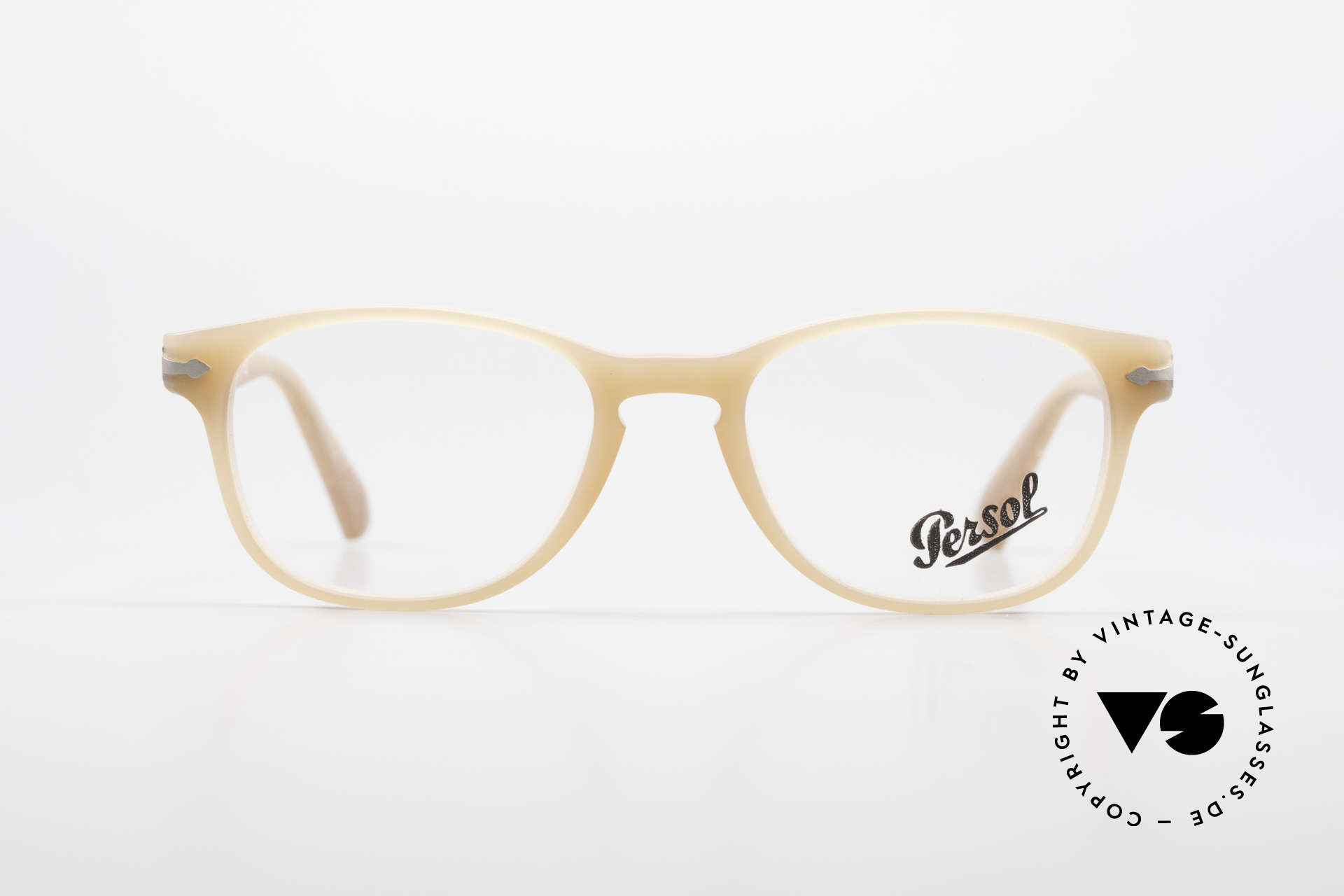 Persol 3085 Ladies Glasses Classic Ambra, classic timeless design & coloring (ambra/sand), Made for Women