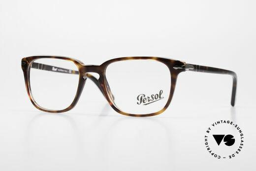 Persol 3117 Square Panto Unisex Glasses Details