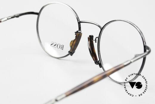 BOSS 4707 Round Panto Style Frame 90's, NO RETRO eyewear, but a brilliant BOSS ORIGINAL, Made for Men