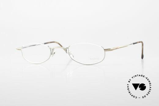 Bugatti 23668 High-Tech Reading Eyeglasses Details