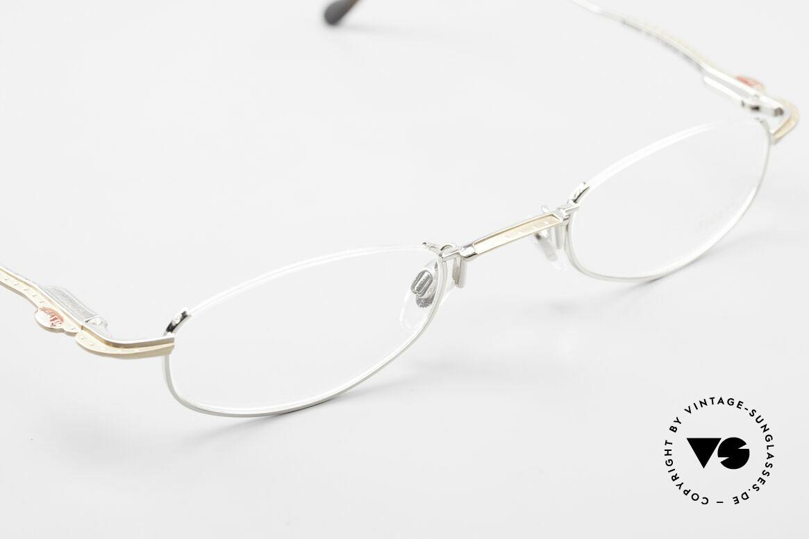 Bugatti 23668 High-Tech Reading Eyeglasses, unworn (like all our rare vintage Bugatti eyeglasses), Made for Men