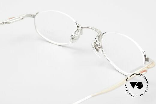 Bugatti 23668 High-Tech Reading Eyeglasses, NO RETRO EYEWEAR, an old original in size 47-26, Made for Men