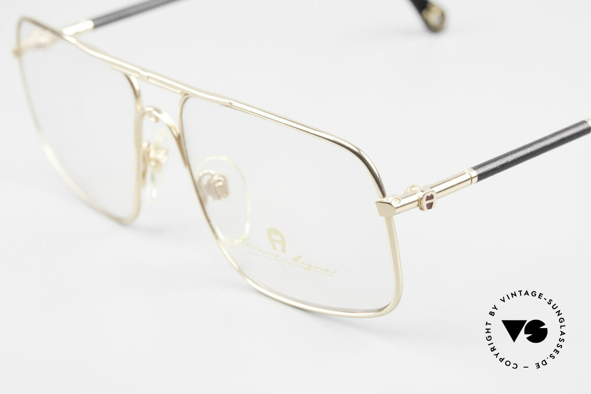 Aigner EA23 Rare 80's Vintage Eyeglasses, a 'MUST-HAVE' for all lovers of quality and fashion, Made for Men