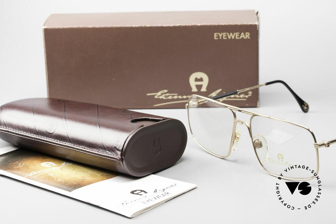 Aigner EA23 Rare 80's Vintage Eyeglasses, Size: medium, Made for Men