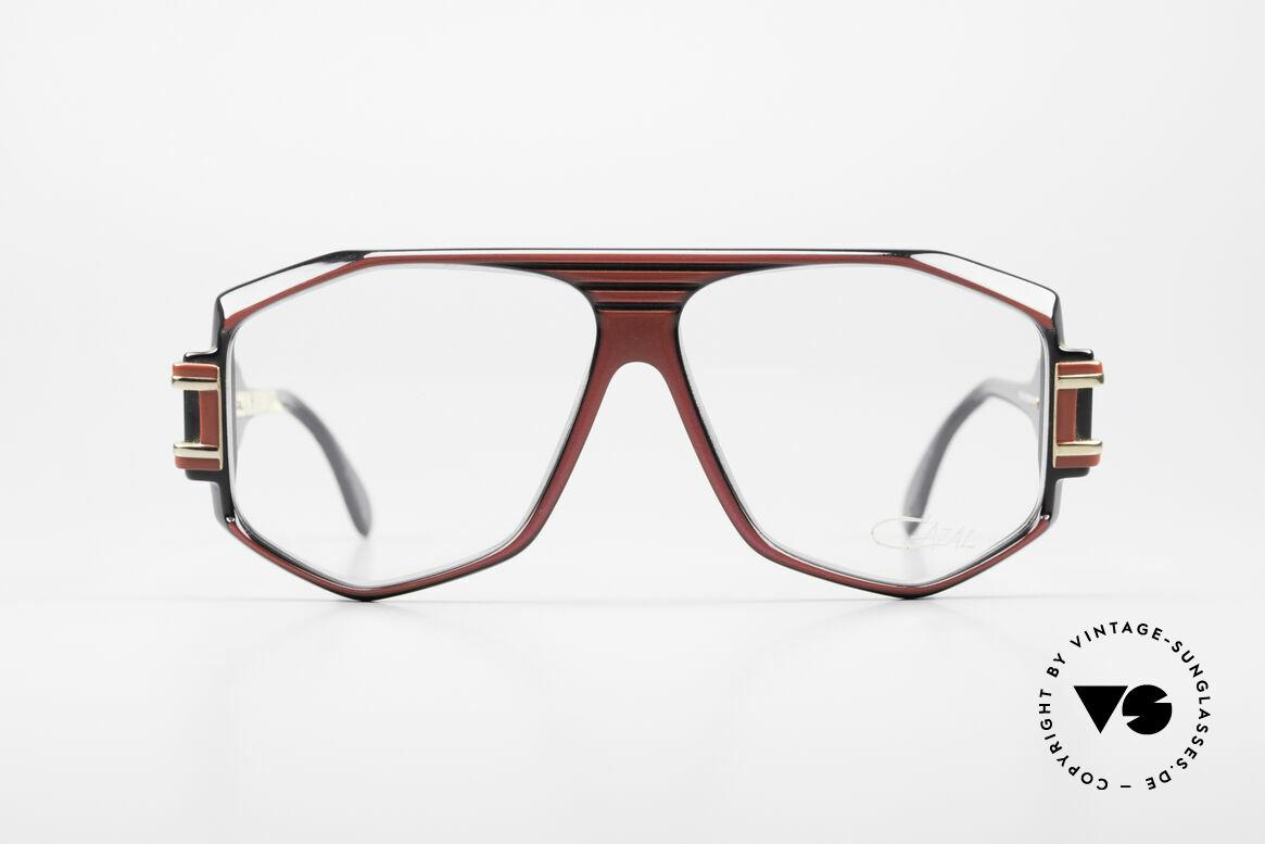 Cazal 163 West Germany 1980's Frame, Cazal designer frame by CAri ZALloni (Mr. CAZAL), Made for Men