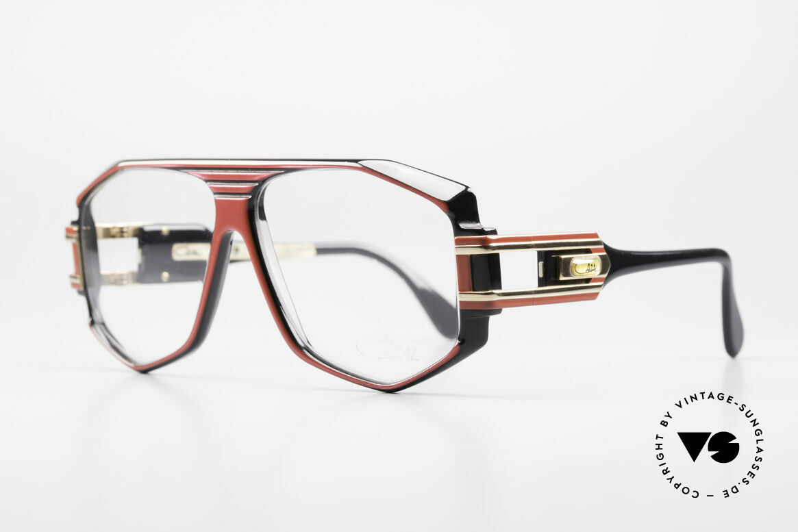 Cazal 163 West Germany 1980's Frame, handmade in the eigthies (Passau, West Germany), Made for Men