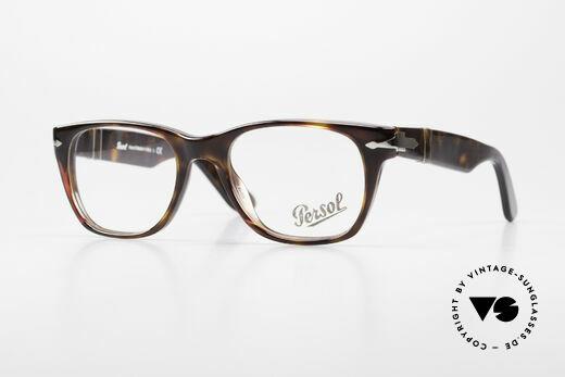 Persol 3039 Timeless Designer Eyeglasses Details