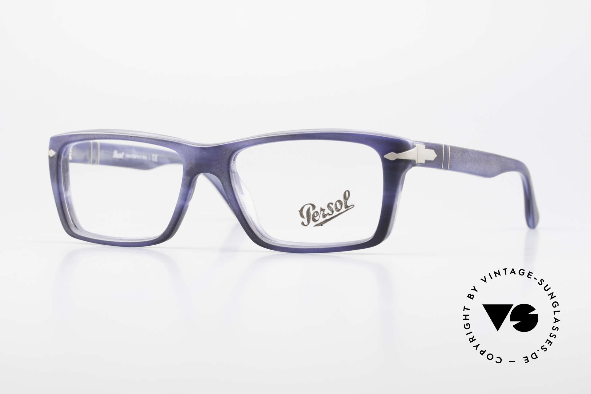 Persol 3060 Striking Eyeglasses For Men, PERSOL 3060: very striking eyeglasses for men, Made for Men