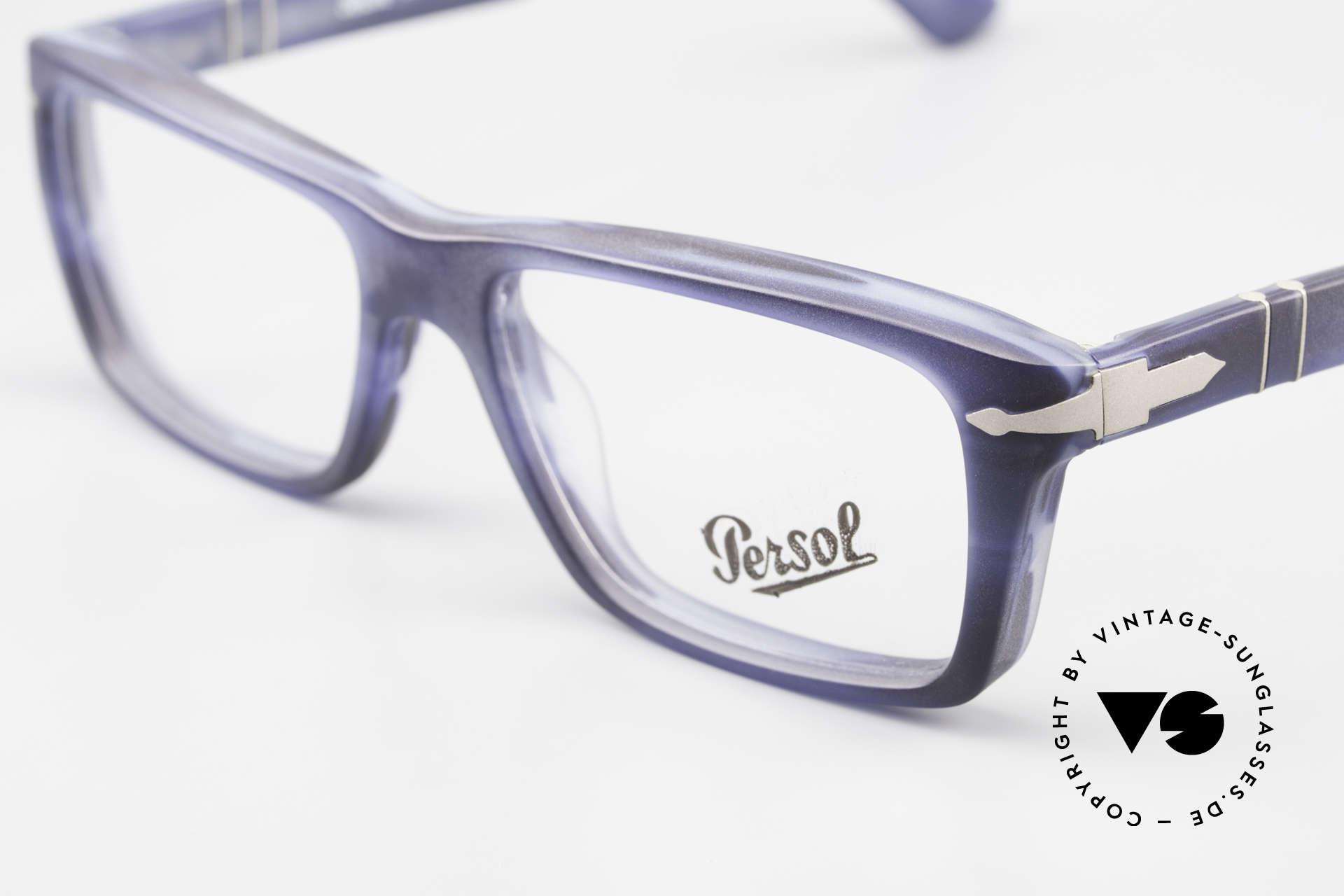 Persol 3060 Striking Eyeglasses For Men, unworn (like all our classic PERSOL eyeglasses), Made for Men