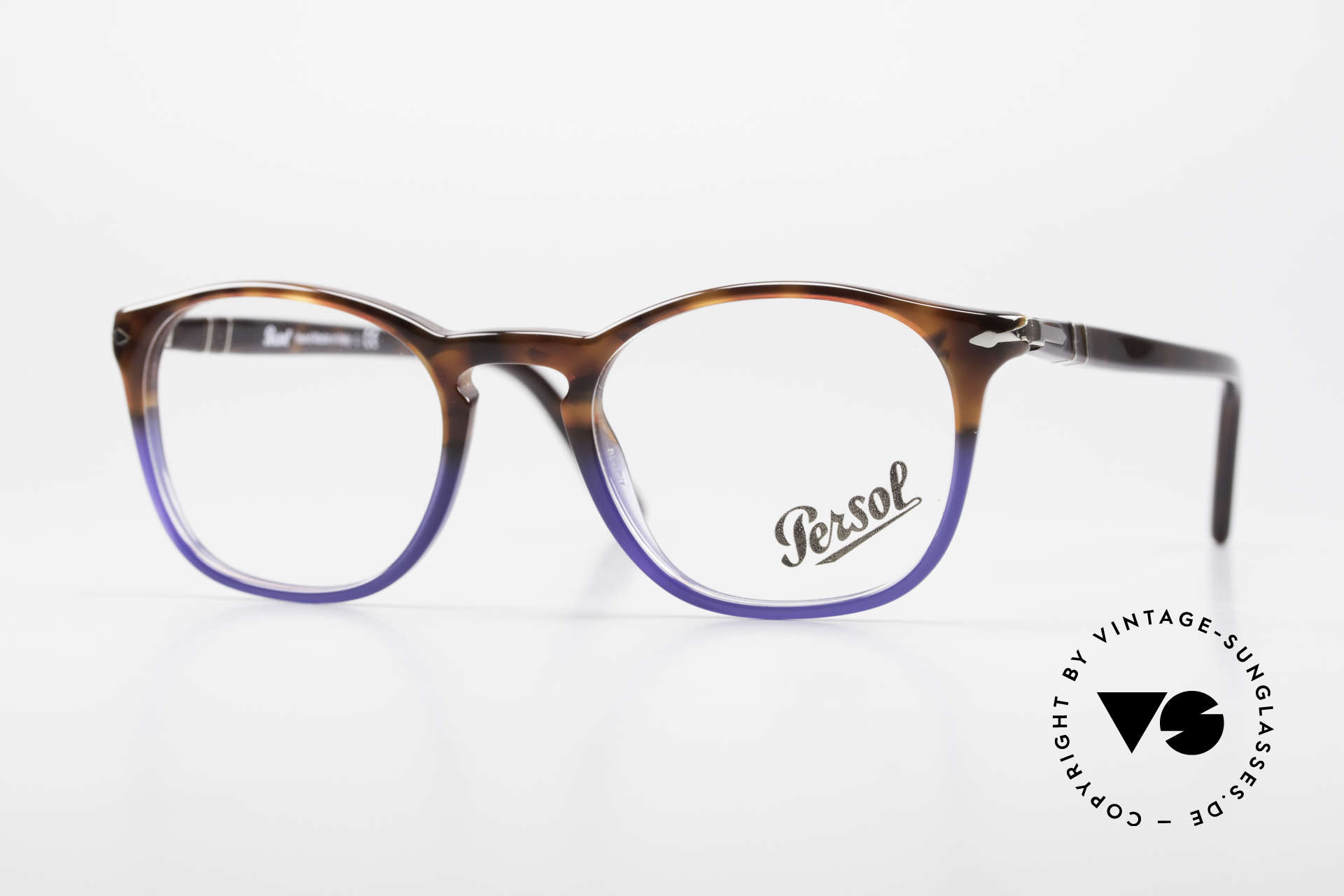 Persol 3007 Terrae Oceano Edition Small, Persol glasses, mod. 3007 in SMALL size 48/19, Made for Men and Women