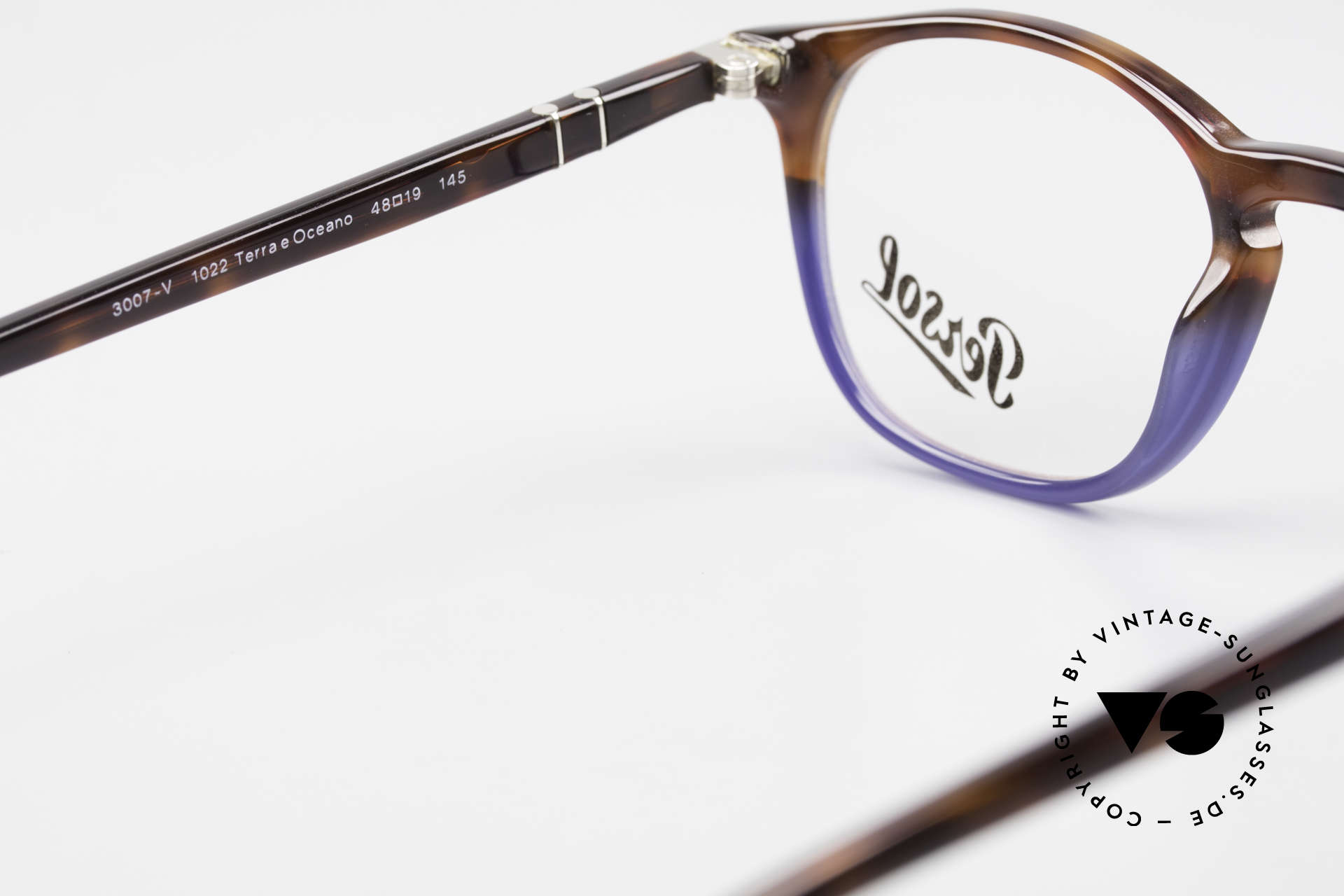 Persol 3007 Terrae Oceano Edition Small, unisex model = suitable for ladies & gentlemen, Made for Men and Women