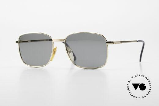 Henry Jullien Cougar Gold Filled Vintage 80's Frame Details