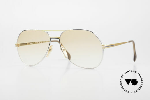 Zollitsch Cadre 1 West Germany Sunglasses 80's Details