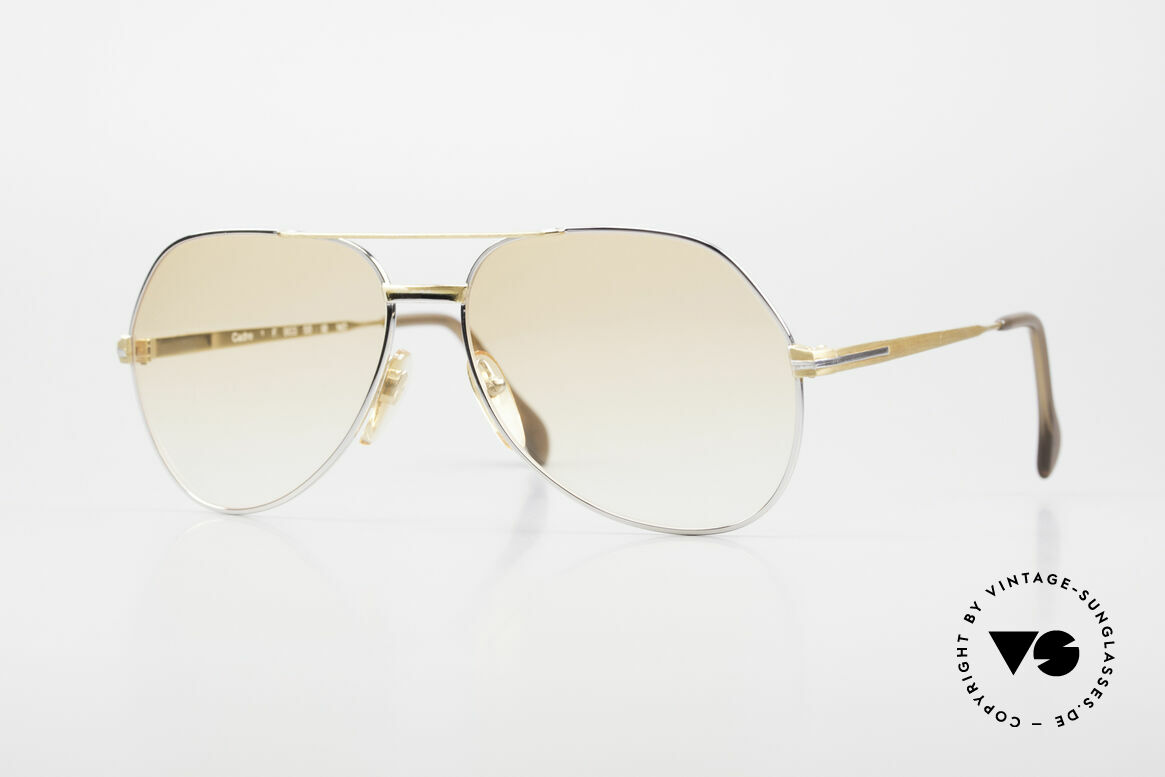 Zollitsch Cadre 1 West Germany Sunglasses 80's, old West Germany designer sunglasses from the 80s, Made for Men