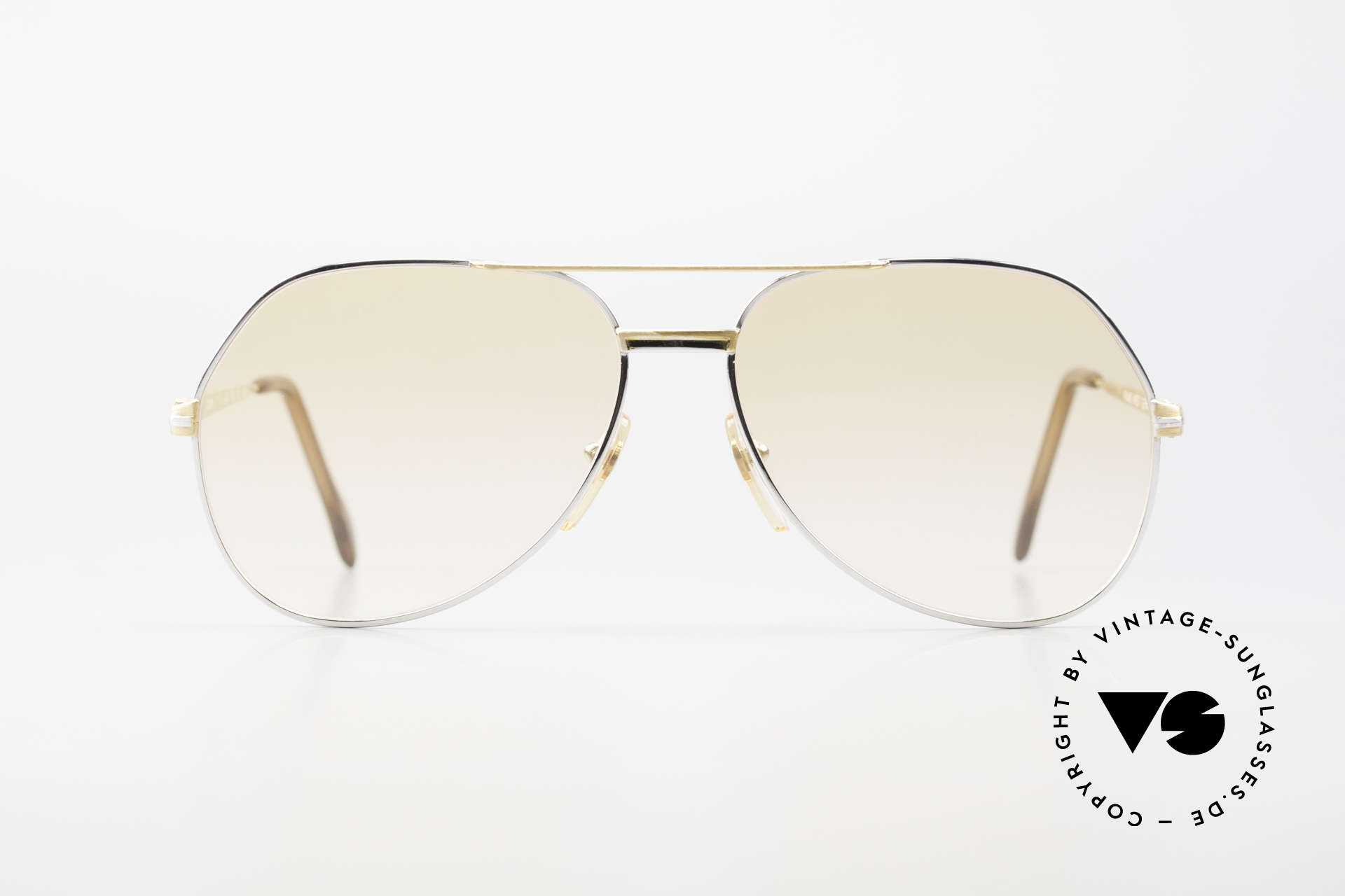 Zollitsch Cadre 1 West Germany Sunglasses 80's, tangible, high-end quality (naturally at that time), Made for Men