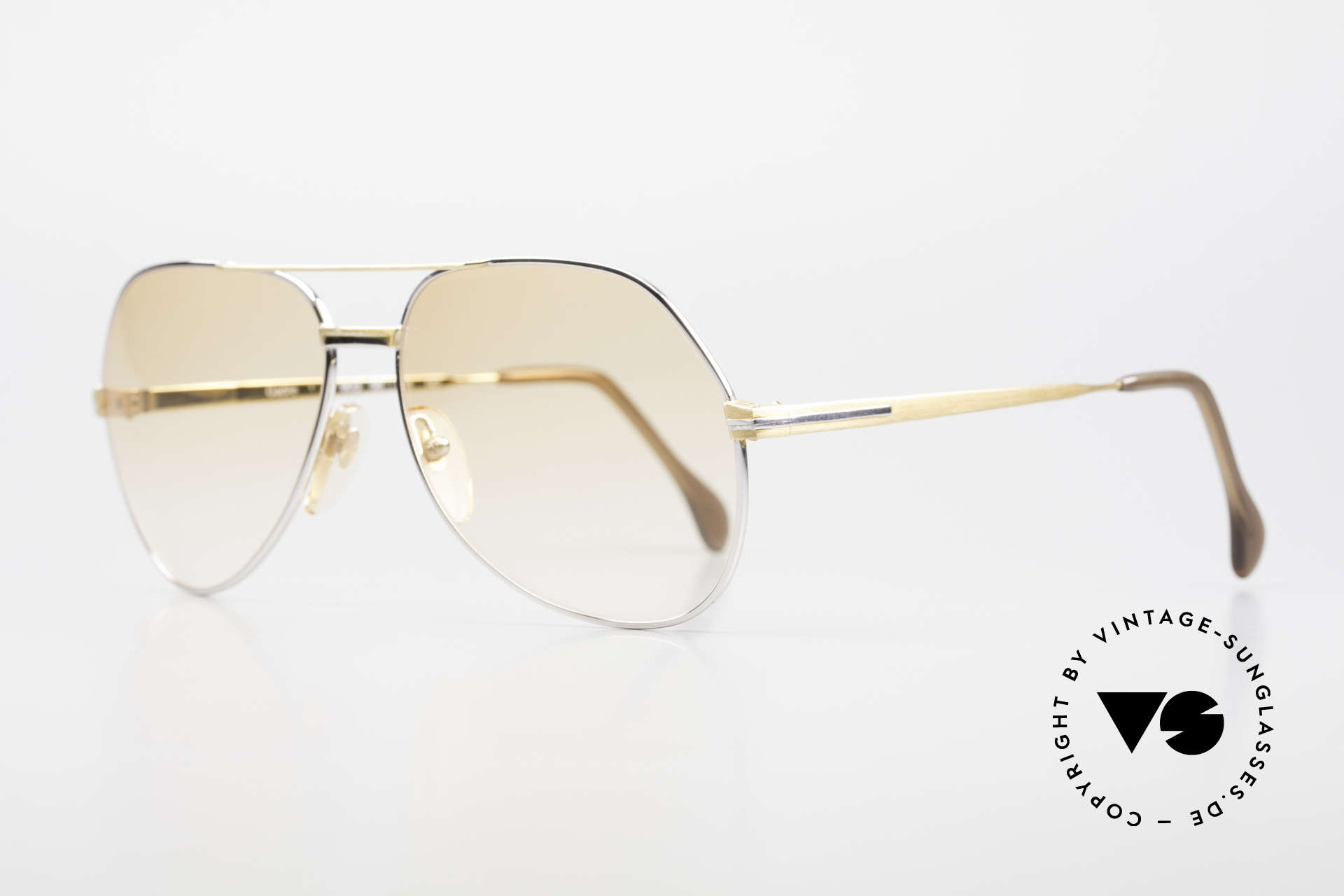 Zollitsch Cadre 1 West Germany Sunglasses 80's, interesting alternative to the ordinary 'aviator style', Made for Men
