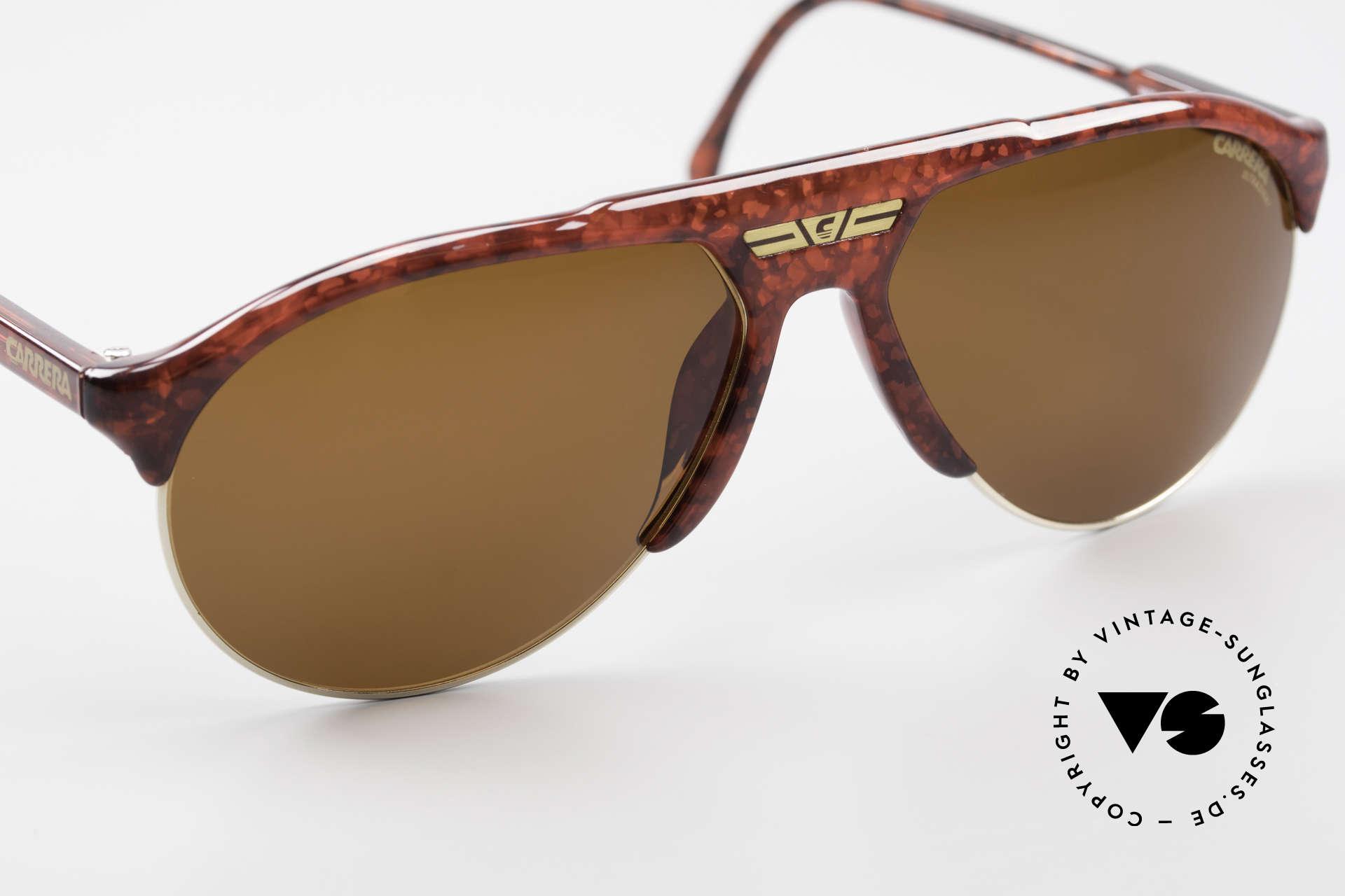 Carrera 5444 Wide Aviator Sunglasses 90's, NO RETRO sunglasses, but a 20 years old ORIGINAL, Made for Men