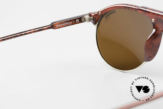 Carrera 5444 Wide Aviator Sunglasses 90's, the frame could be glazed with optical lenses, too, Made for Men