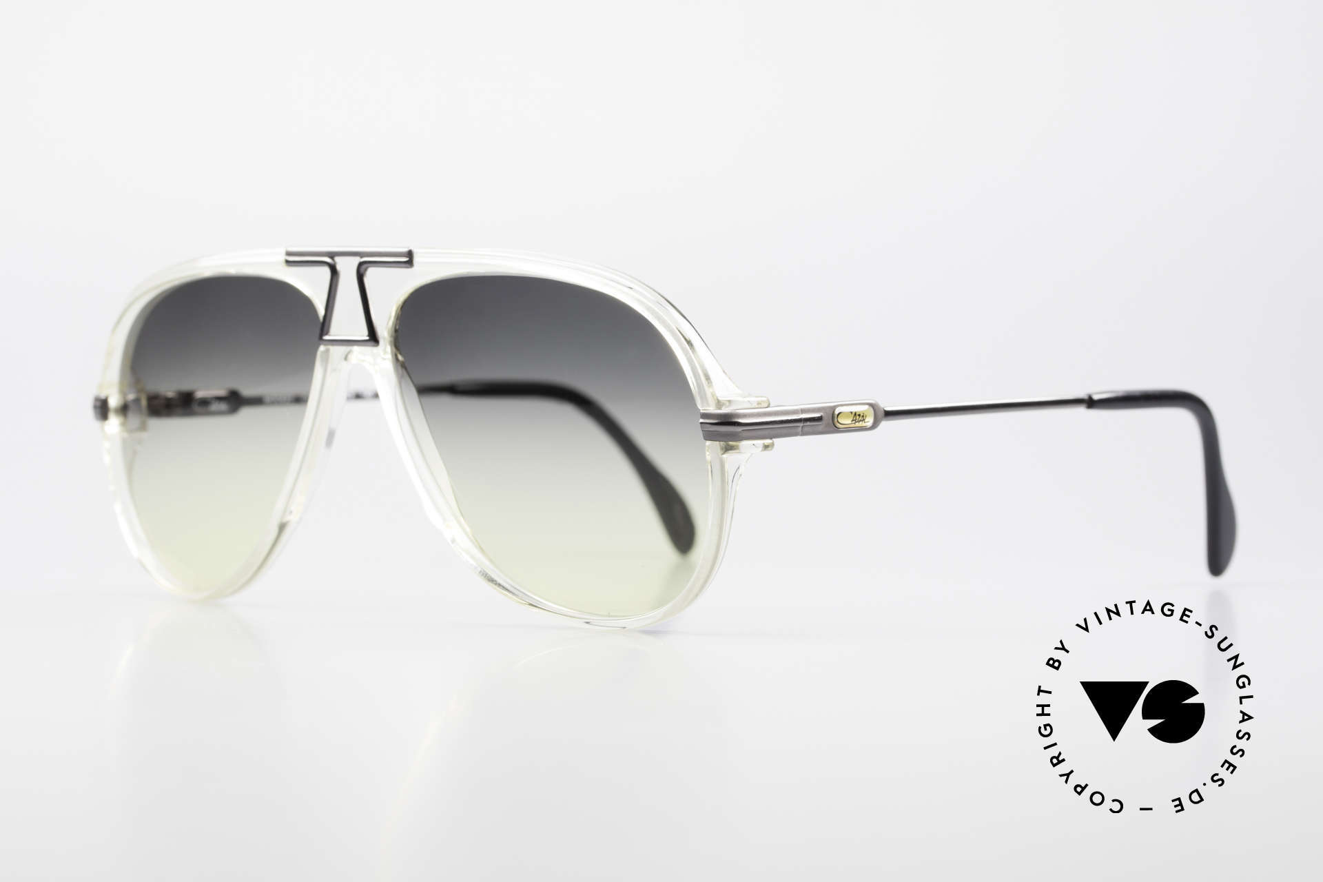 Cazal 622 Old 80's West Germany Cazal, new old stock, NOS (like all our rare vintage Cazals), Made for Men