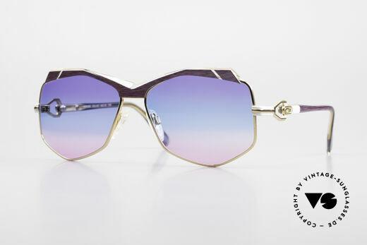 Cazal 230 Colorful Cazal Sunglasses 80's Details