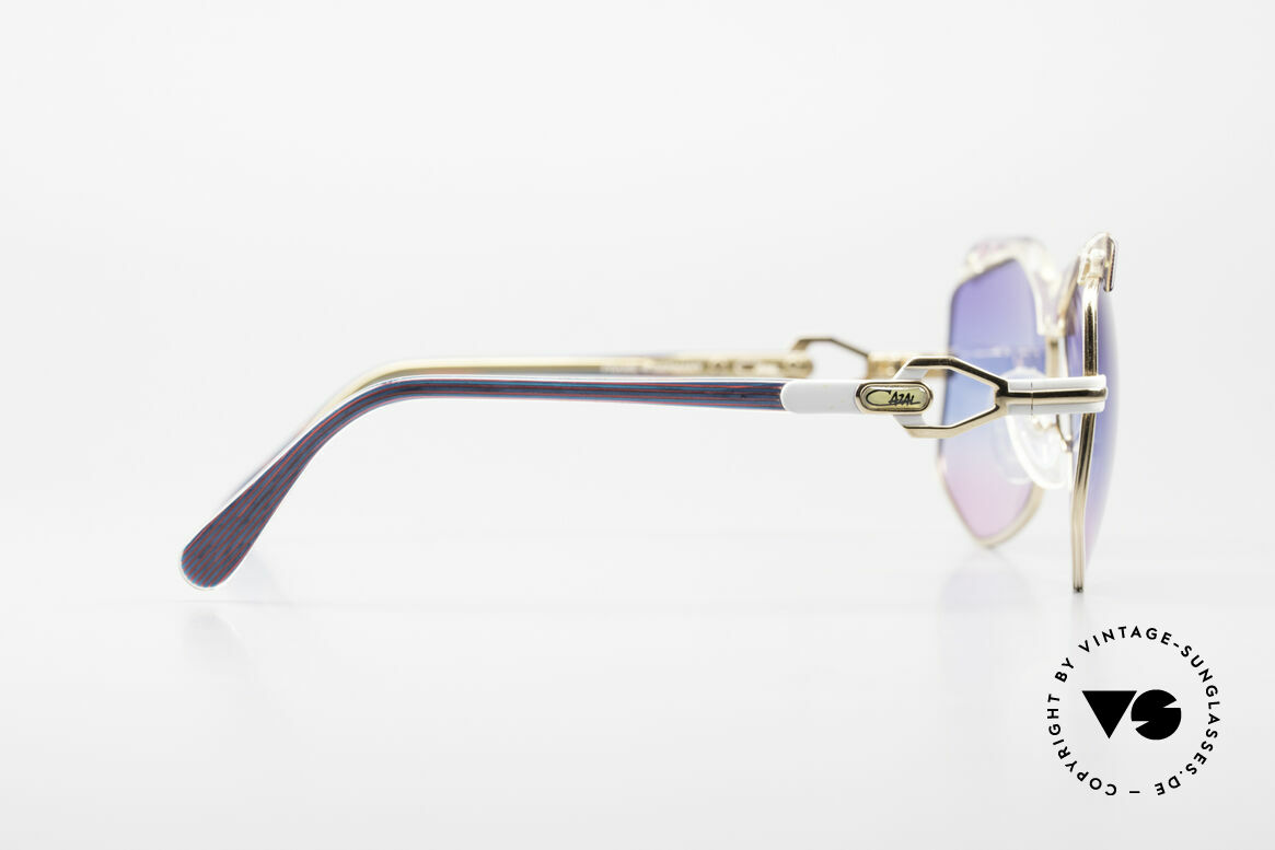 Cazal 230 Colorful Cazal Sunglasses 80's, Size: large, Made for Women