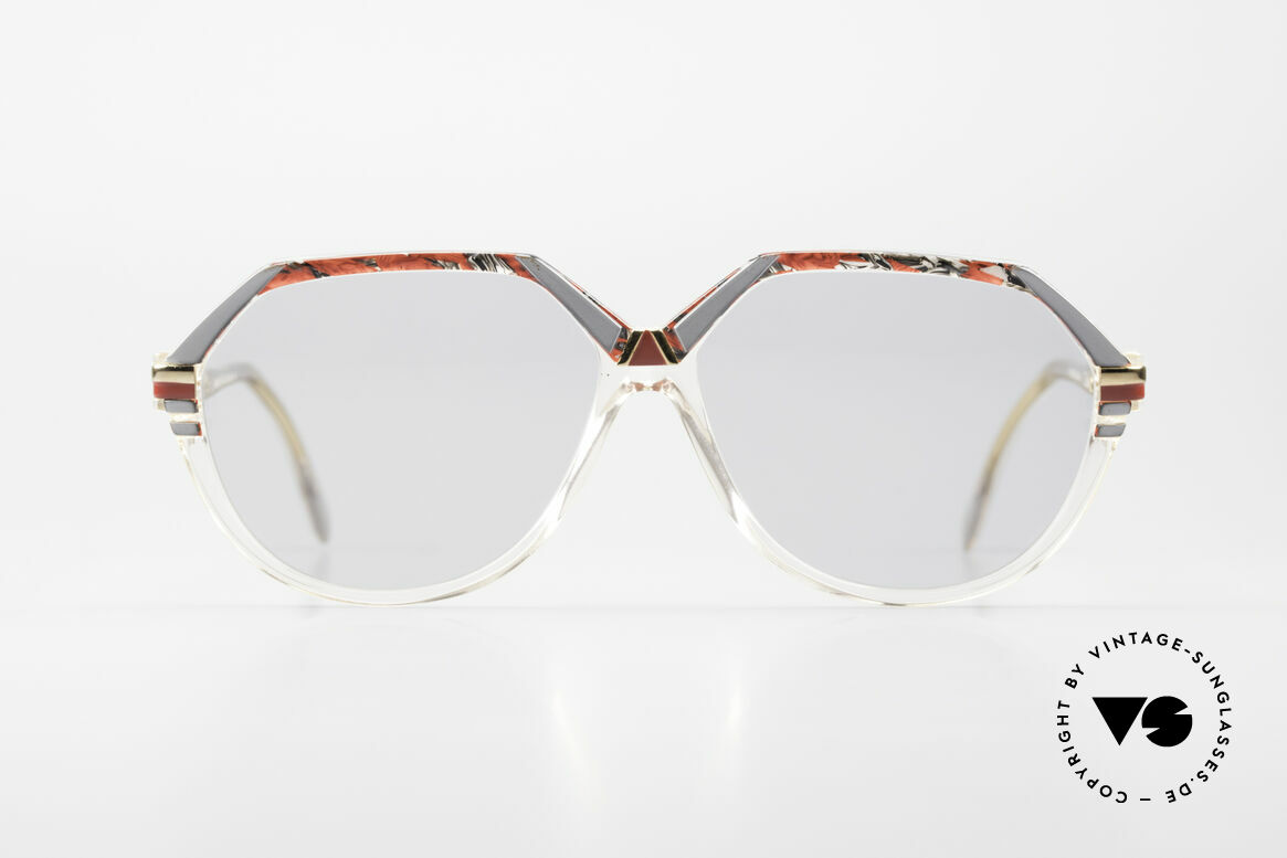 Cazal 317 Old 80's Cazal West Germany, typical 80's colouring & best quality (W.Germany), Made for Men and Women