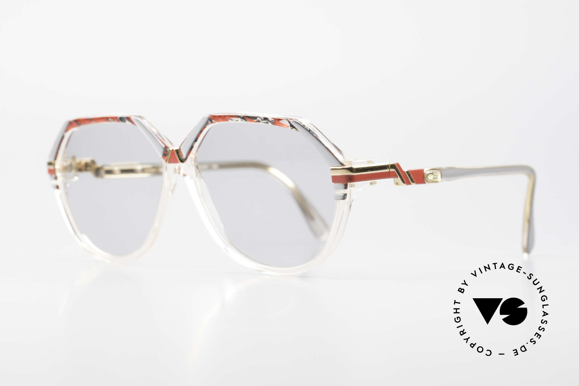 Cazal 317 Old 80's Cazal West Germany, never worn (like all our vintage Cazal sunglasses), Made for Men and Women