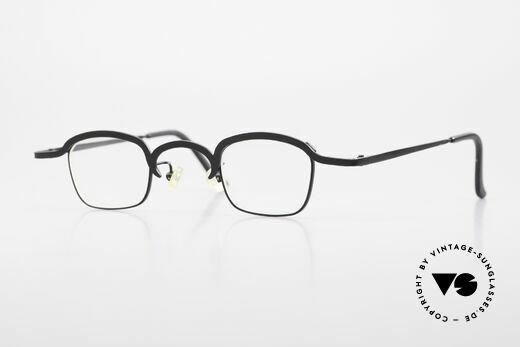 Theo Belgium Armes 90's Theo Eyeglasses Metal Details