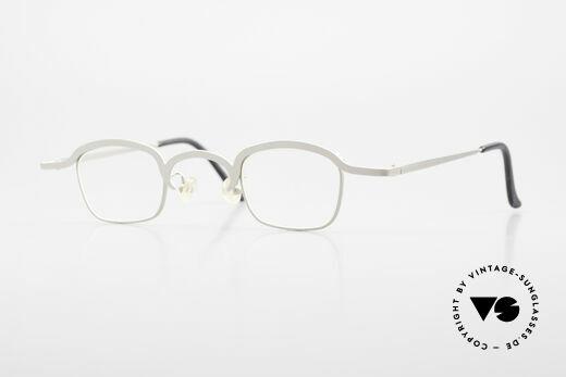 Theo Belgium Armes 90's Theo Vintage Eyeglasses Details