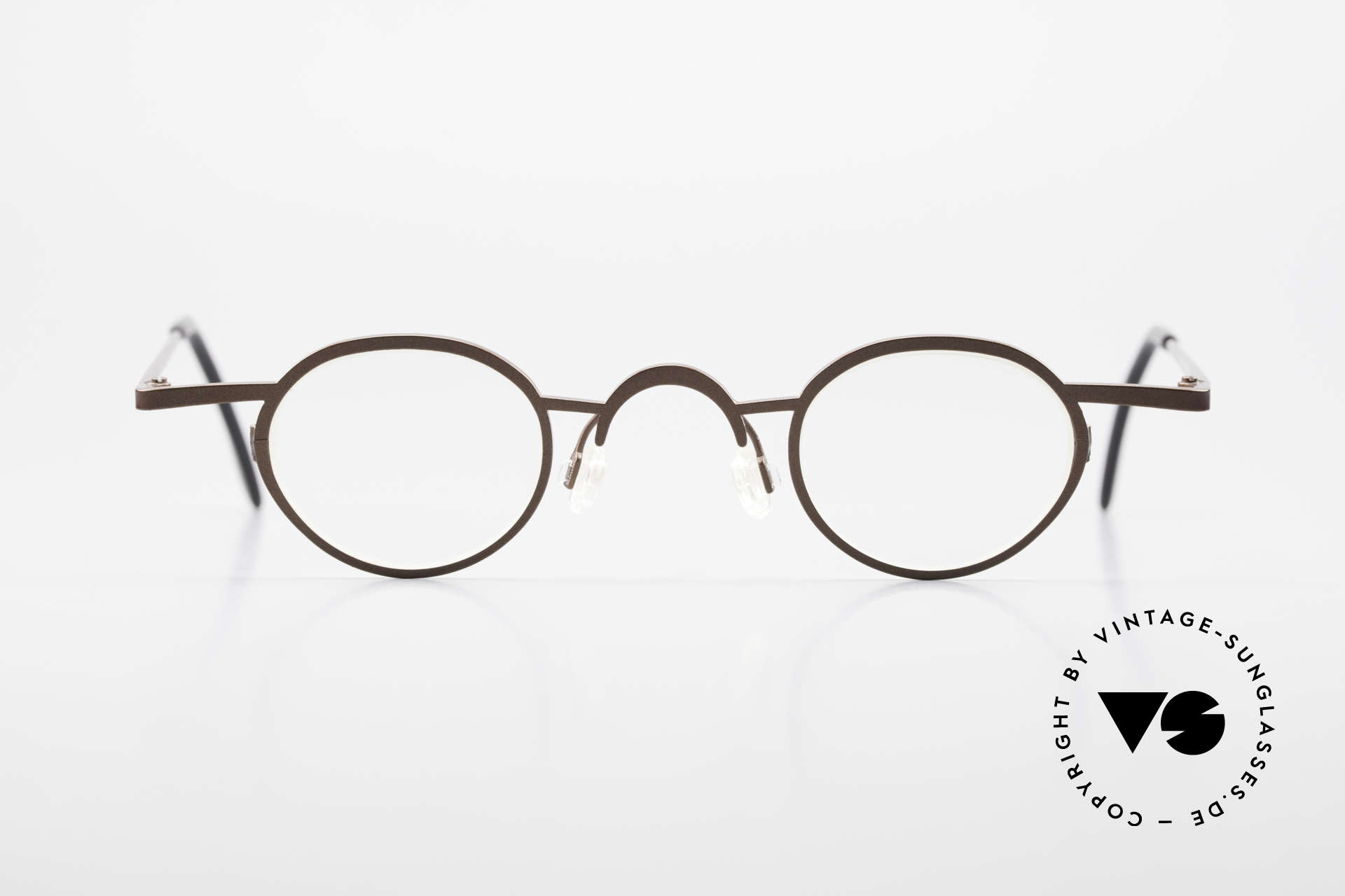 Theo Belgium Pat Avant-Garde Vintage Specs 90s, founded in 1989 as 'opposite pole' to the 'mainstream', Made for Men and Women