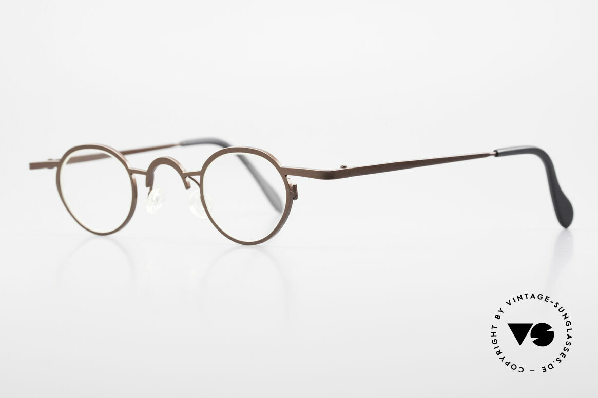 Theo Belgium Pat Avant-Garde Vintage Specs 90s, made for the avant-garde, individualists & trend-setters, Made for Men and Women